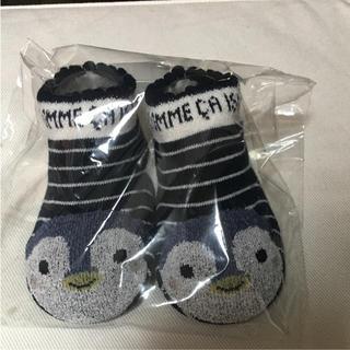 コムサイズム(COMME CA ISM)のベビー靴下(靴下/タイツ)