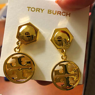 TORY BURCH ピアス 新品 未使用(ピアス)