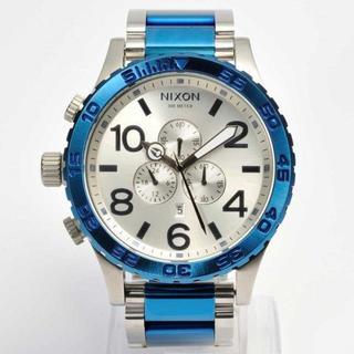 ニクソン(NIXON)の新品★NIXON★A083BLUE&SILVER★ブルー&シルバー(腕時計(アナログ))