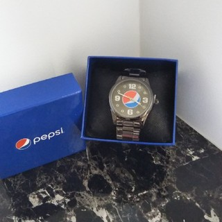 [PEPSI]腕時計[No.23]即購入❌(腕時計(アナログ))