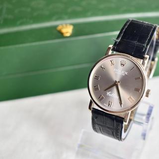 ロレックス(ROLEX)のロレックス  チェリーニ (腕時計(アナログ))