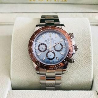 新品未使用ロレックスRolex116506-78596箱付きメンズ腕時計自動巻き(腕時計(アナログ))