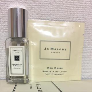 ジョーマローン(Jo Malone)のジョーマローンコロン  イングリッシュペア&フリージア(香水(女性用))