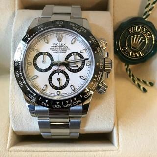 新品ロレックス/Rolex116500LN-78590箱付きメンズ腕時計自動巻き(腕時計(アナログ))