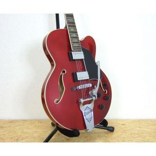 アイバニーズ(Ibanez)のIbanez AFS75T TRD フルアコースティックギター(エレキギター)