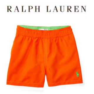 ポロラルフローレン(POLO RALPH LAUREN)の新品♪ Ralph Lauren ベビー水着 18M (85cm相当)(水着)