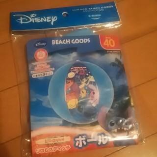 ディズニー(Disney)のstitch ビーチボール(その他)