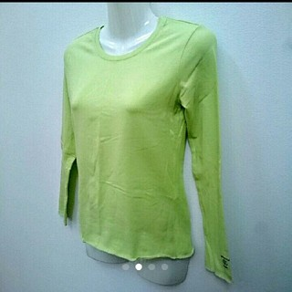 クイーンズコート(QUEENS COURT)のクイーンズコート 自宅で洗えるロングTシャツ カットソー 送料無料(Tシャツ/カットソー(七分/長袖))