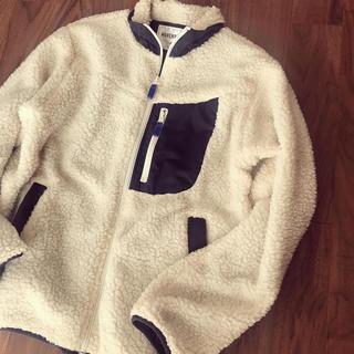 しまむら - パタゴニア風ボアジャケット