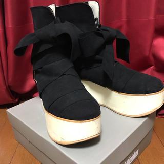 トーキョーボッパー(TOKYO BOPPER)のTOKYO BOPPER 包帯ブーツ(ブーツ)