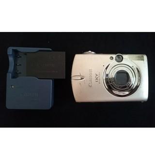 キヤノン(Canon)の☆動作確認済☆ デジカメ canon  IXY Digital 700 キャノン(コンパクトデジタルカメラ)