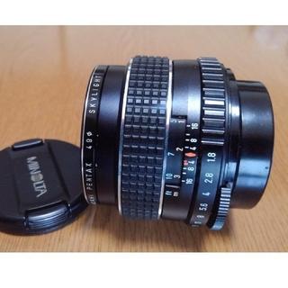 PENTAX - 整備カビ無し☆SMC TAKUMAR 55mm F1.8☆M42マウント