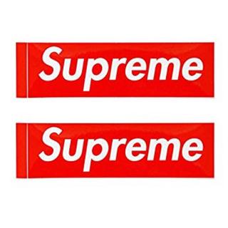 シュプリーム(Supreme)のSupremeステッカー(ノベルティグッズ)