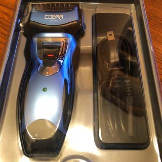 ⭐︎新品⭐︎COBRA 髭剃り 充電式シェーバー(メンズシェーバー)