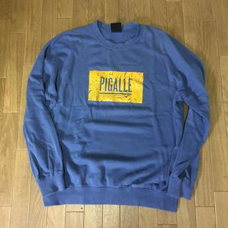 ピガール(PIGALLE)のpigalle トレーナー(スウェット)