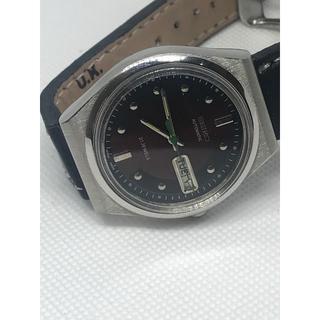 セイコー(SEIKO)の[SEIKO] セイコーファイブ ブラウン 自動巻き ヴィンテージ(腕時計(アナログ))