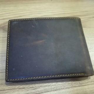 財布 レザー(折り財布)