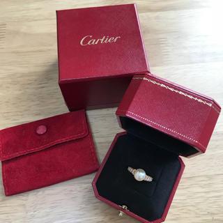 カルティエ(Cartier)のカルティエ ゼルダ 廃盤 レア(リング(指輪))