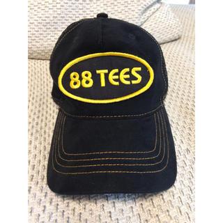 エイティーエイティーズ(88TEES)のハワイ88TEESのキャップ(未使用)(キャップ)
