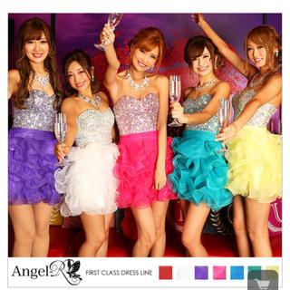 エンジェルアール(AngelR)のAngel R エンジェルアール ドレス キャバ 結婚式 二次会(ナイトドレス)