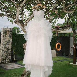 ヴェラウォン(Vera Wang)のウェディングドレス プリンセス オーダードレス(ウェディングドレス)