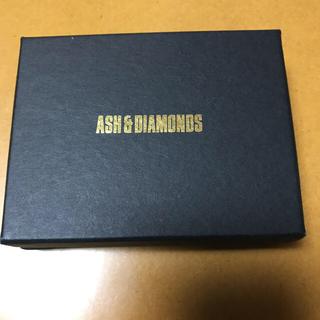 アッシュアンドダイアモンド(ASH&DIAMONDS)のギフトボックス(小物入れ)