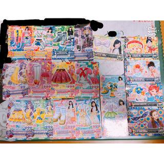 バンダイ(BANDAI)のアイカツ、プリパラカードセット(カード)