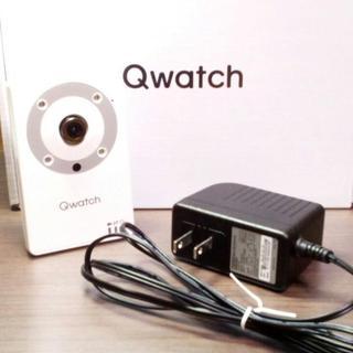 アイオーデータ(IODATA)のIO DATA Qwatch アイオーデータ ネットワークカメラ TS-WLC2(防犯カメラ)