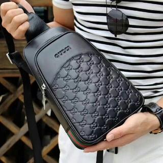 e9931b31ad43 グッチ(Gucci)のhama6836専用 GUCCI メンズショルダーバッグ 3055-4(ショルダー