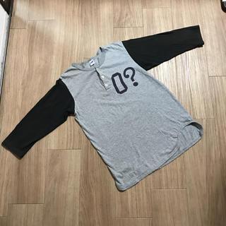ダブルワークス(DUBBLE WORKS)のDUBBLEWORKS▪️七分袖カットソー▪️S(Tシャツ/カットソー(七分/長袖))