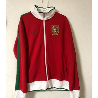 NIKE - ナイキ サッカーポルトガル代表ジャージ