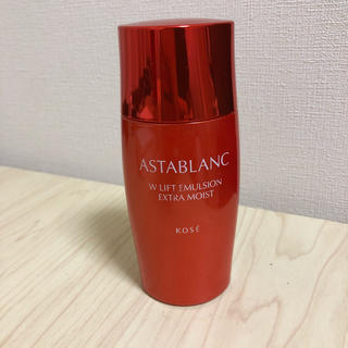 アスタブラン(ASTABLANC)のアスタブラン Wリフト エマルジョン とてもしっとり(乳液 / ミルク)