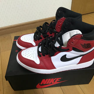 NIKE - Air jordan 1 retro high og chicago