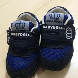 BABYDOLL - 美品ベビードール靴☆13センチ