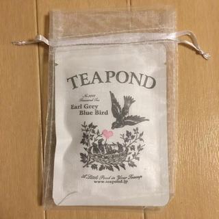 紅茶 TEA POND アールグレイブルーバード(茶)