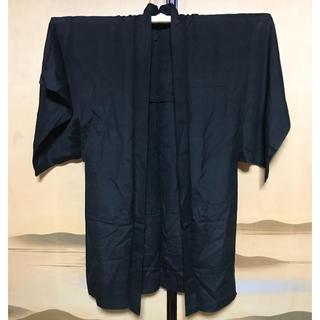 夏物 羽織 透け感 着物 黒 ブラック フォーマル 和装 和服 ロング(着物)