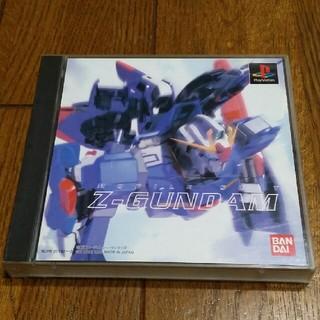 プレイステーション(PlayStation)のPS ソフト ゼータガンダム(家庭用ゲームソフト)