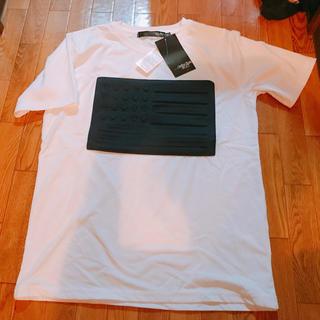 しまむら - 半袖Tシャツ Tシャツ メンズ 新品未使用 タグ付き Mサイズ しまむら