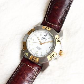 セクター(SECTOR)の電池交換込み☆ SECTOR セクター スイス製 腕時計(腕時計)