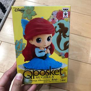 ディズニー(Disney)のアリエル Qposket フィギュア プリンセス Disney ディズニー(アニメ/ゲーム)