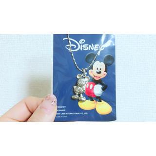 ディズニー(Disney)のミッキー ネックレス(ネックレス)