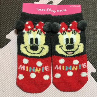 ディズニー(Disney)のミニー 靴下(ソックス)