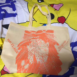 那須どうぶつ王国オリジナルペーパーバッグ(ショップ袋)