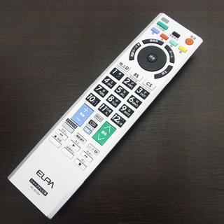 エルパ(ELPA)の通電確認済 ELPA シャープテレビ用リモコン(RC-201SH)朝日電気(その他)