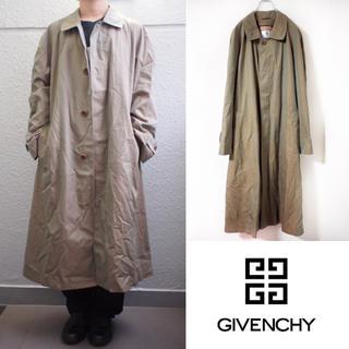ジバンシィ(GIVENCHY)の❤️希少【GIVENCHY】balcollar-trench coat(トレンチコート)