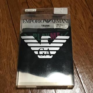 エンポリオアルマーニ(Emporio Armani)のEMPORIO ARMANI パンツ Sサイズ(トランクス)