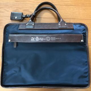 フェリージ(Felisi)のフェリージ  ビジネスバッグ ブリーフケース 美品 ネイビー 人気カラー(ビジネスバッグ)