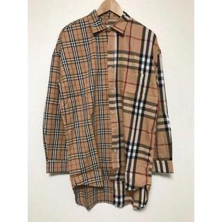 【山p着用モデル】 チェックシャツ オーバーサイズ 韓国系 ストリート  (シャツ)