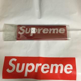 シュプリーム(Supreme)のSupreme 18FW New Era Big Logo Headband(ニット帽/ビーニー)