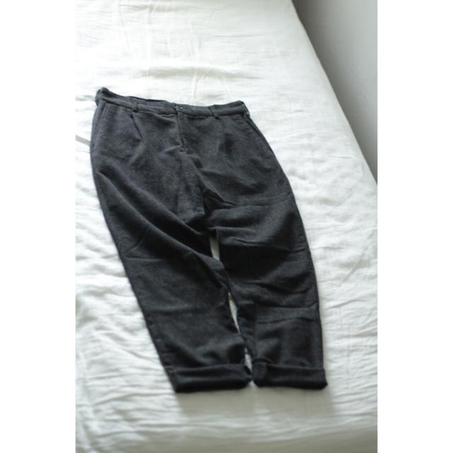 GU(ジーユー)の【値下げ】GU スラックス パンツ (ジーユー) メンズのパンツ(スラックス)の商品写真